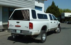 Dodge Mark Small on 1999 Dodge Dakota Canopy