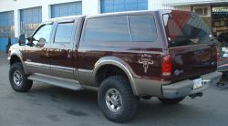 2004 Ford F350 Matrix. ford_supercrewmatrix_small & Ford Canopies | The Canopy Store